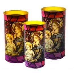 Latern-küünal - Madonna lapsega -  SUUR ALLAHINDLUS - VIIMASED